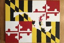 ❤️Maryland Pride❤️ / B4LT1M0RE: the place that I call home now / by Lindsey Kasecamp