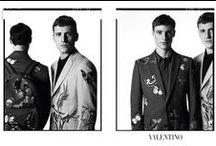 Valentino Men's Summer 2015 campaign