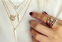Jewelry / by Lindsey Varner