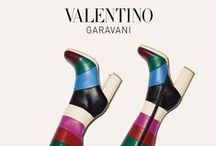Fall 2015 Accessories Campaign / Contemporary icons in a multifaceted and alluring collection. Discover the campaign here: www.valentino.com