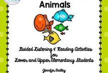 Music Education: Carnival of the Animals / This board consists of resources to teach Carnival of the Animals at the elementary level.