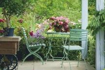 Garden: Outdoor Rooms