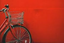 I love red / by designmerchants