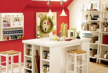 Decorating {Office/Craft/Sewing}