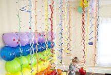 Warner & Nadia's Birthday (Ideas)!