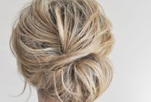 Hairstyles / Long, beautiful hair styles featuring lots of braids!