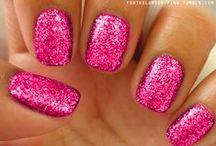 Gettin' my nails did... / by Brandi Medeiros