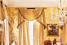 Window Treatments and More / Curtains and Window Treatments / by Diana Atkinson