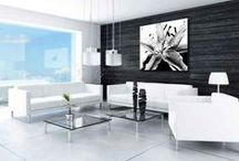 Perspex Art / Perspex art mounted on acrylic plexiglass. Cool art for bathrooms, swimming pools, kitchens and anywhere.