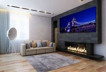 Art For Sale / Original canvas art and prints by Rob Haigh. Home Decor, Interior Design, DIY, Interior decor, Home Inspiration. Abstract art and cool interior ideas