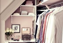 Dream Closet / Inspiration and practical ideas for the closet of my dreams