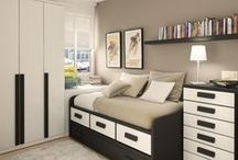 Kid and baby rooms / by Brandi Medeiros
