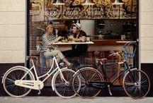 Lovely food establishments / by designmerchants