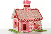 Valentine's Candy Cottage Inspirations