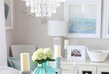 Breezy Designs Blog! / Interior Designer, lover of the beach and the color Aqua!