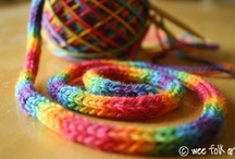 Knit/ crochet / by Maria Montgomery