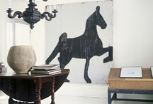 DECORATE Grey & Black & White rooms