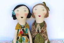 Dollies / Dolls that make me smile.
