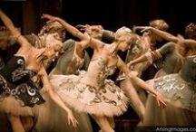 Ballerinas / Ballet and ballerinas
