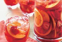 Fruit drinks and beverages
