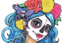 Day of the Dead / Day of the Dead, or Dia de Los Muertos, is an ancient Mexican holiday celebrated on November 2nd.