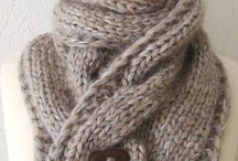 Knitted & Crocheted / knitted and crocheted items