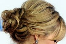 Hair | Updos / by Dirke Hill