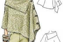 Clothing Patterns & Design Inspiration
