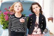 Mini Fashionistas / Kids wearing cool things