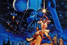 hokey religions and ancient weapons / finally admitting it--i love star wars! / by Wade Daniel Cooksey