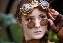 Steampunk / Steampunk outfits and accessories