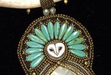 Art Jewelry with Laura Mears Procelain Cabs