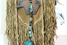 Amulet Bags, Talismans & Totems
