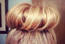 hair. / by Megan Renee