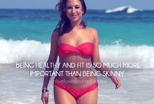 Fitness and health!  / by Lauren Carroll
