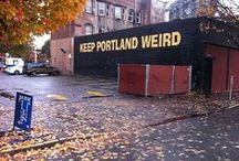 much love for pdx / Loveliness from Portland, Oregon.  / by Ashley Stuhr