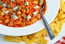 Soups & Crock Pot / by Mandy Tracy