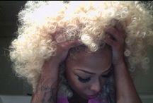 Hair Crush / by Simone Joy