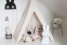 Playful bedrooms for kids