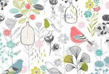 Step & Repeat  / by Bee -- Tiny Pencil Studio/Lady Grey Illustration