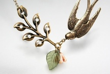 Jewelry Ideas - Necklaces / by Kate Mordus