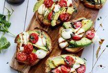 • Avocado Lover • / Recipe ideas for a enjoyable gathering