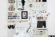 My Imaginary Studio / by Bee -- Tiny Pencil Studio/Lady Grey Illustration