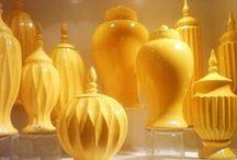 Cores - Amarelo - Yellow