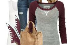 Fall/Winter Closet / fashion for when it is chilly