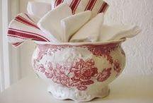 Pottery China Transfer Me / by Rebecca Riley