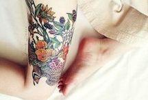 Tatuagens // Tattoos