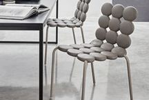 seats / Comfortable and original seats made of soft polyurethane