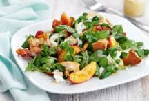 Salads / These salads are summery, fresh and delicious!