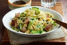 Spring Dishes / Make the most of fresh, seasonal produce with these great spring dishes.